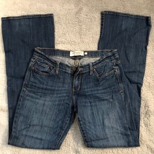 Abercrombie&Fitch Madison Low-rise jeans size- 0S